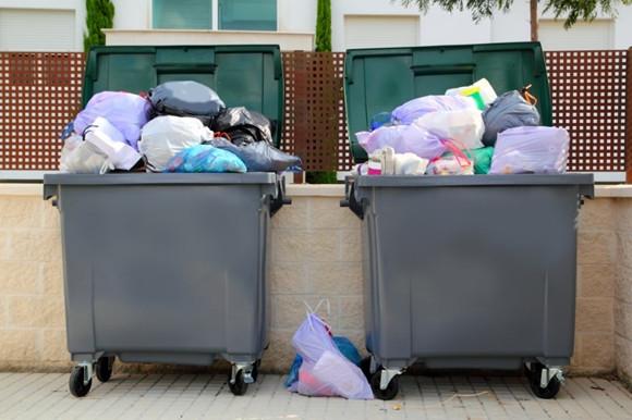 Переработка бытового мусора